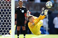 Эвертон, Сборная Англии по футболу, Джордан Пикфорд, Лига наций УЕФА