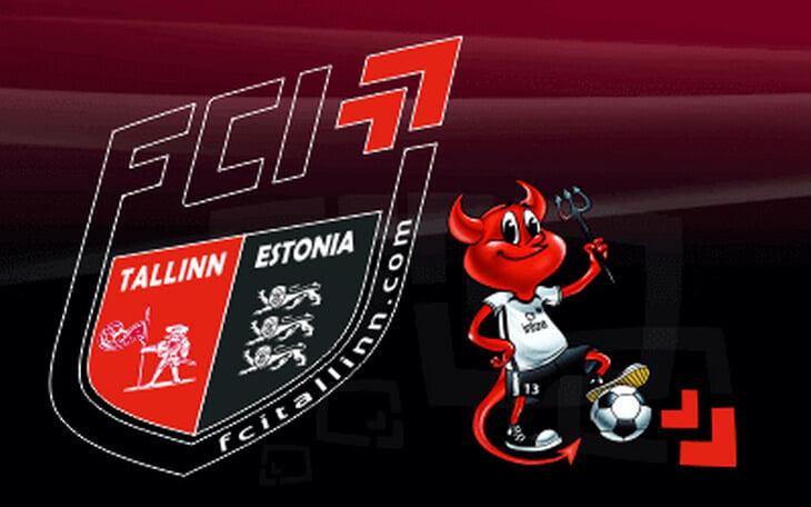 У эстонского клуба очень необычный маскот – символ операционной системы. В стране настоящий культ стартапов