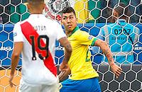 премьер-лига Англия, Сборная Бразилии по футболу, Роберто Фирмино, Кубок Америки, Ливерпуль