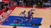 Andre Drummond swats it away!