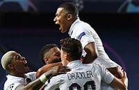 ПСЖ, лига 1 Франция, Лион, Лига чемпионов УЕФА, Килиан Мбаппе