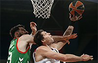 ЦСКА, Turkish Airlines Euroleague, Баскония