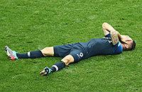 Франция празднует, Хорватия смята. Онлайн