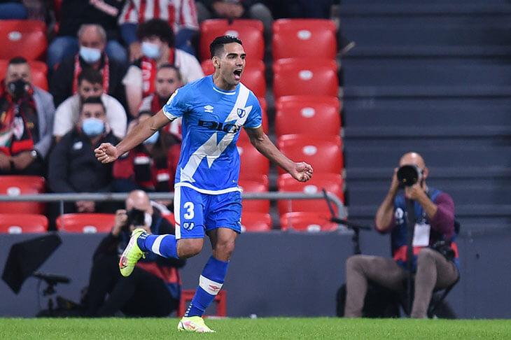 Фалькао вернулся в Ла Лигу забивать: два выхода на замену – два гола