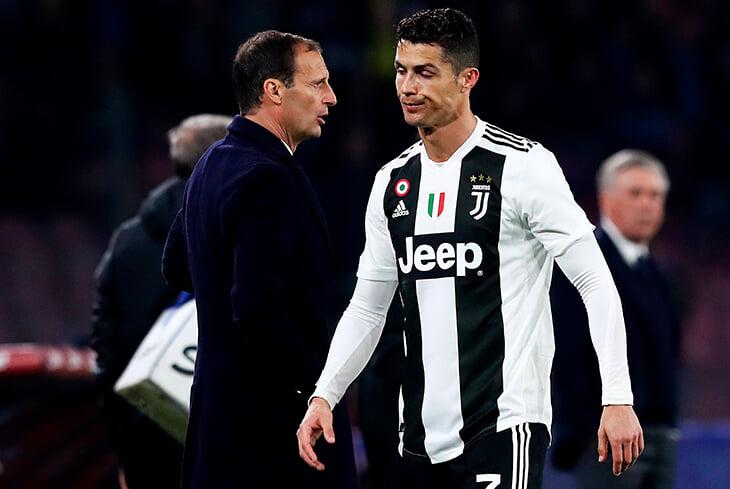 Роналду впервые не мешает «Ювентусу». Этот сезон будет для него лучшим в Италии, но туринцы рискуют повторить проблемы «Реала»