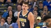 Nikola Jokic Posts 22 points, 11 assists & 12 rebounds vs. Golden State Warriors
