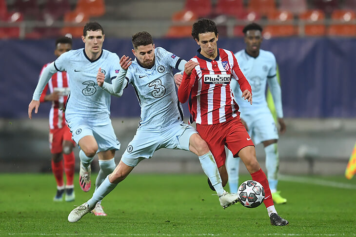 6-3-1 «Атлетико» и 21 фол «Челси» – Симеоне и Тухель придумали самый закрытый матч этого плей-офф