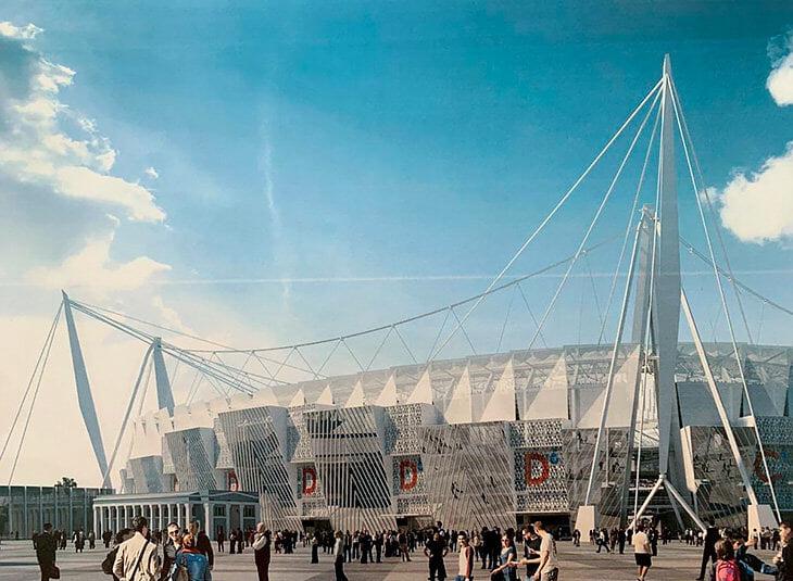Почему «Локо» и РЖД задумались о сносе стадиона? Зачем им «Лужники»? Полный разбор ситуации