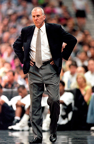 20 лет назад НБА пережила клиническую смерть. Езда в багажнике, пощечина Баркли и хитрость, принесшая «Сперс» титул