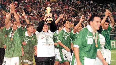 Мексиканцы, победившие на Кубке конфедераций-1999. Где они сейчас?