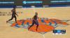 Myles Turner Blocks in New York Knicks vs. Indiana Pacers