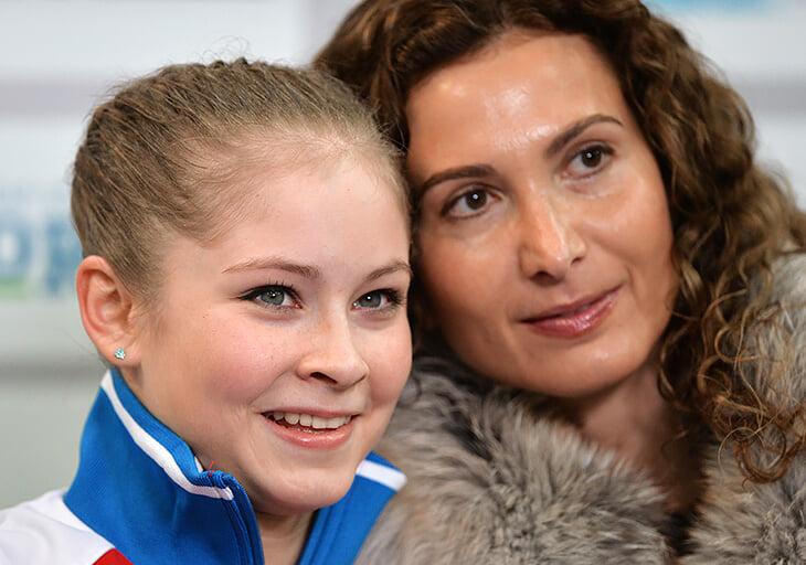 Не верится, но это было: Тутберидзе восхищалась Плющенко на Олимпиаде в Сочи и говорила, что Липницкая катает за него