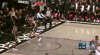 Karl-Anthony Towns 3-pointers in Brooklyn Nets vs. Minnesota Timberwolves