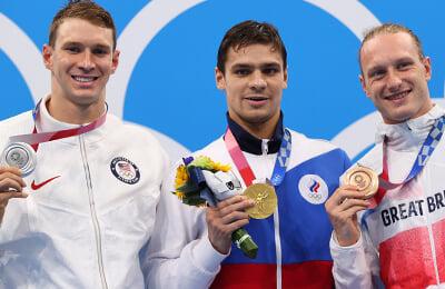 Светлана Журова, допинг, Райан Мерфи, Олимпиада-2020, Евгений Рылов