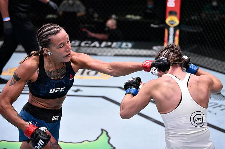 Дебютанка UFC из Казахстана: задушила соперницу за 3 минуты, недавно была в долгах и хотела жарить голубей, чтобы выжить