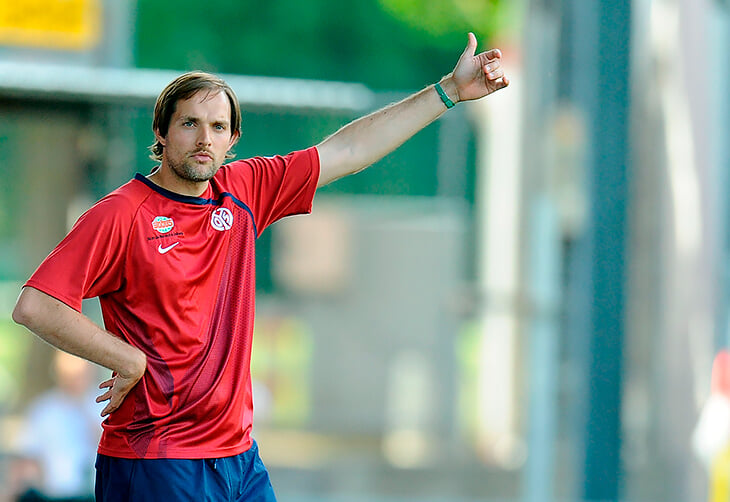 Тухель мотивировал игроков «Майнца», закапывая значок. Помогало побеждать «Боруссию»!