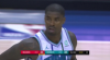 Marvin Williams with the big dunk