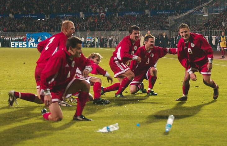 Латвия больше не криптонит Турции: первая турецкая победа за 97 лет – спасибо пенальти на 99-й минуте