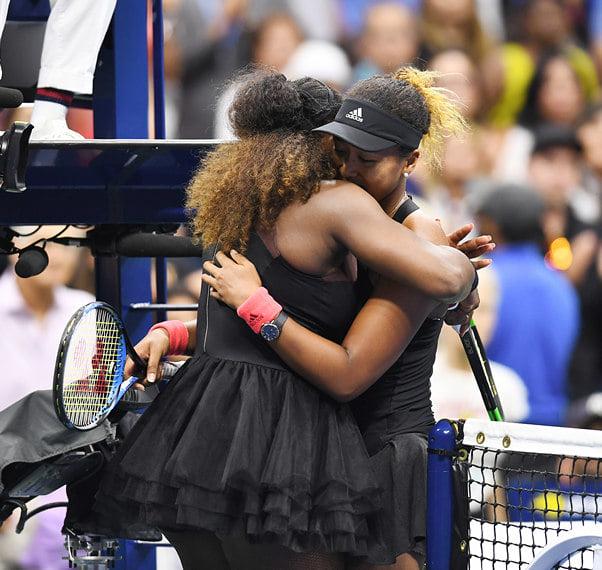 Серена выступила о скандале на US Open: судья и сексизм довели ее до психолога, помогли извинения перед Осакой
