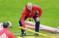 Станислав Черчесов, сборная России