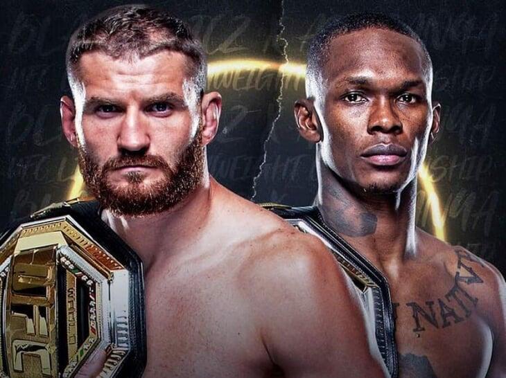 Первая защита титула Петра Яна, Адесанья против Блаховича и бой Нуньес. Эпичный онлайн UFC 259