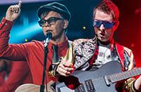 В России – «Мумий Тролль», а в Сингапуре – Muse. Кто из музыкантов играет на этапах «Формулы-1»