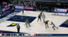 Goga Bitadze Blocks in Indiana Pacers vs. San Antonio Spurs