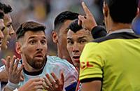 Кубок Америки, Сборная Аргентины по футболу, Лионель Месси