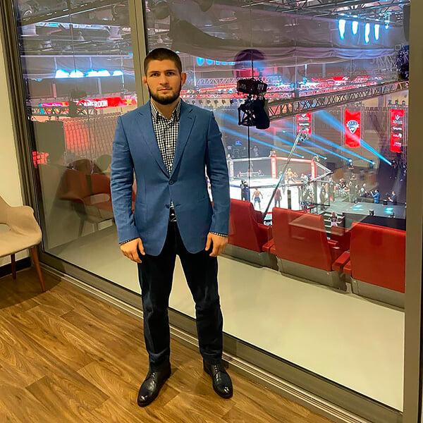 Хабиб купил MMA-промоушен за миллион долларов. Раньше им занимался Абдулманап Нурмагомедов
