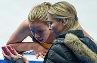 Анна Погорилая, сборная России, Skate Canada, женское катание, Пхенчхан-2018, Анна Царева