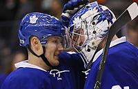 Фредерик Андерсен, Петр Мразек, Торонто, видео, Никита Сошников, Детройт, НХЛ