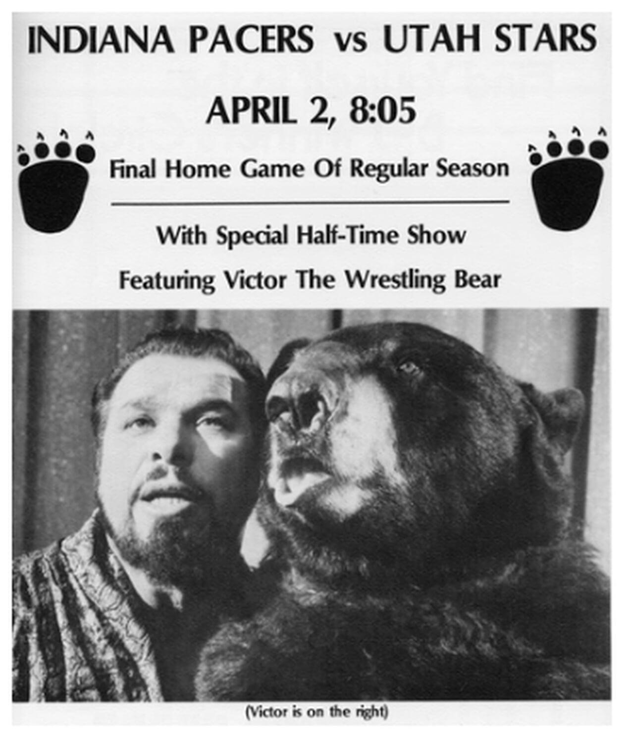 Хабиб боролся с медведем, но в США это очень распространенная забава. С животными дрались в ринге и клетке, а мишка Виктор был легендой
