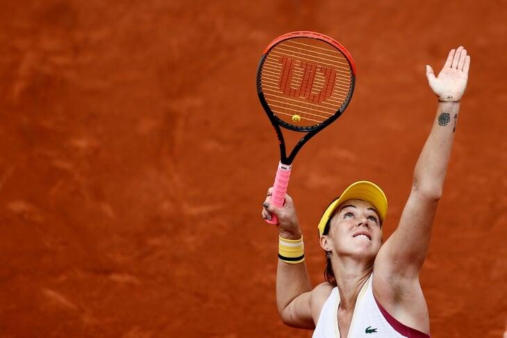 Павлюченкова спасает карьеру: в начале года думала уйти, а теперь впервые за 10 лет вышла в 1/8 финала «Ролан Гаррос»