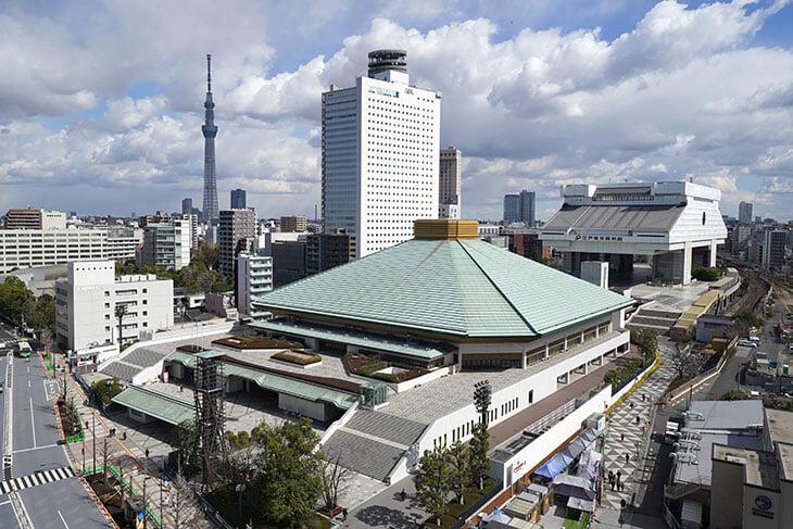 На Олимпиаде в Токио – 41 арена (рекорд!), многие пригодились с Игр-1964. Как все они выглядят?
