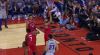 Zaza Pachulia (3 points) Highlights vs. Toronto Raptors