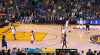 Lou Williams, Kevin Durant Top 3 pointers from Golden State Warriors vs. Los Angeles Clippers
