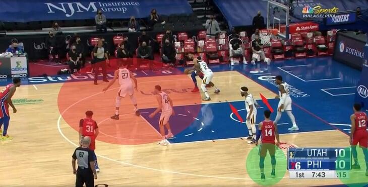 Джоэл Эмбиид разобрался с лучшей командой НБА и продолжил поход за титулом MVP