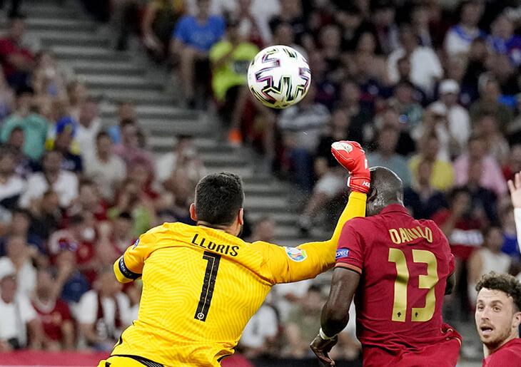 У Роналду мировой рекорд по голам за сборную! Сравнялся с Али Даеи благодаря дублю Франции