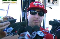 Джоуи Логано, NASCAR, Кайл Буш