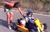 Мерседес, Формула-1, Кеке Росберг, Нико Росберг
