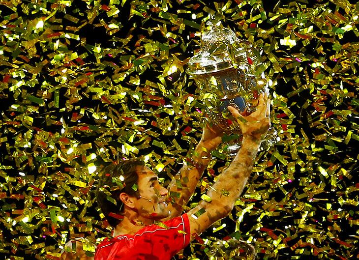 Тайгер Вудс, Флойд Мейвезер-младший, Лионель Месси, Майкл Джордан, Криштиану Роналду, US Open, Роджер Федерер, бизнес, деньги, ATP, реклама, Тони Годсик