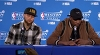 Warriors React to Game 1 Victory