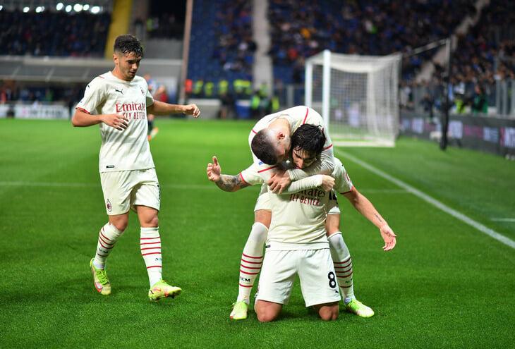 «Аталанта» к 86-й проигрывала 0:3 «Милану», но вдруг ожила. И чуть не отыгралась