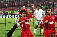 Милан, Ливерпуль, Лига чемпионов
