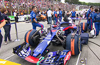 техника, видео, Гран-при Бразилии, Брендон Хартли, Формула-1, Торо Россо