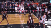 Jonas Valanciunas with 11 Points in the 2nd Quarter vs. Brooklyn Nets