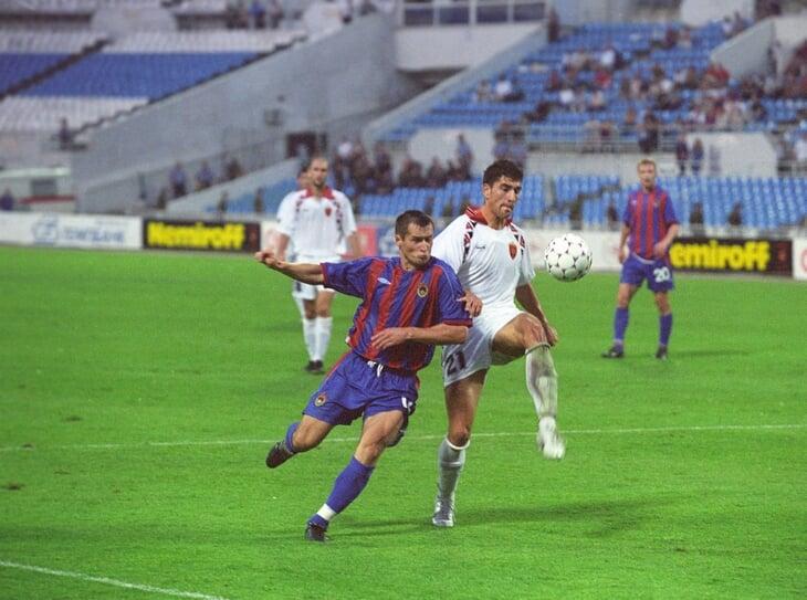 Поразительный путь Олича: в 17 тренировался с Роналдо и Бергкампом, а трансфер в «Юве» сорвался из-за кредиторов и жадности