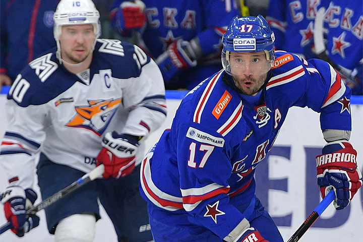 «Локомотив» в 3-й раз проиграл СКА