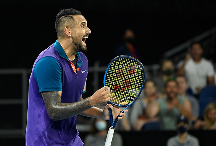 Тим выиграл лучший матч Australian Open: его дисциплина и мышление победили хаотичность и пижонство Кириоса