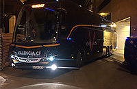 Автобус «Спартака» не припарковался задом из-за приметы. Испанцы напряглись и нарвались на шутку